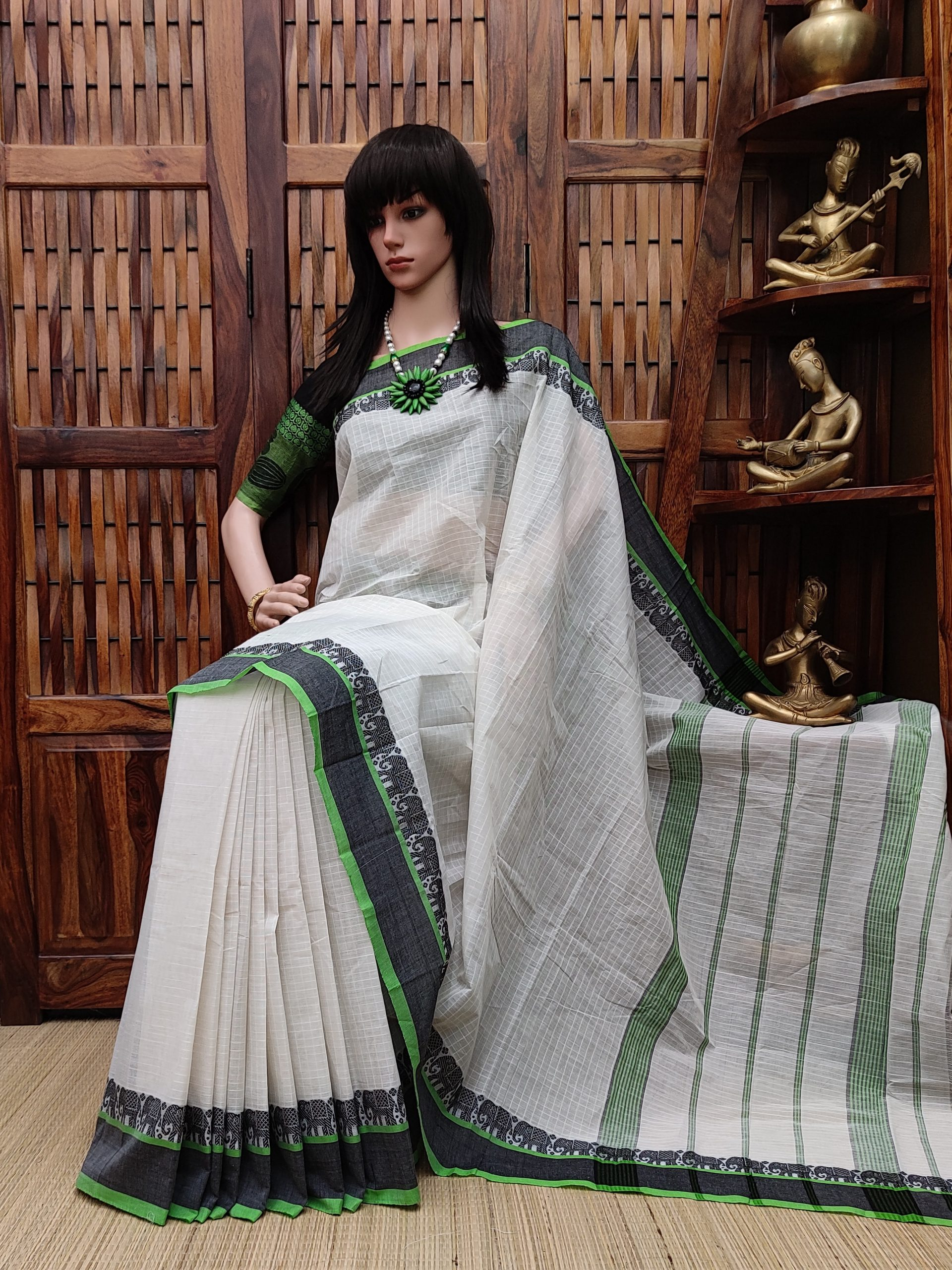 Nirupama - South Cotton Saree