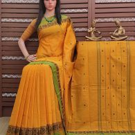 Niyamya - South Cotton Saree