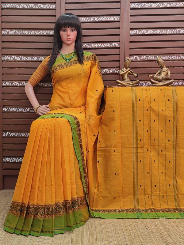 Niyamya - South Cotton Saree