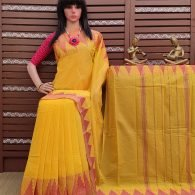 Omkareshwari - South Cotton Saree