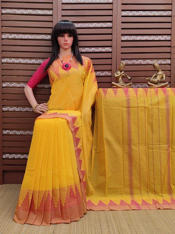 Omkareshwari - South Cotton Saree
