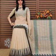 Omkari - South Cotton Saree