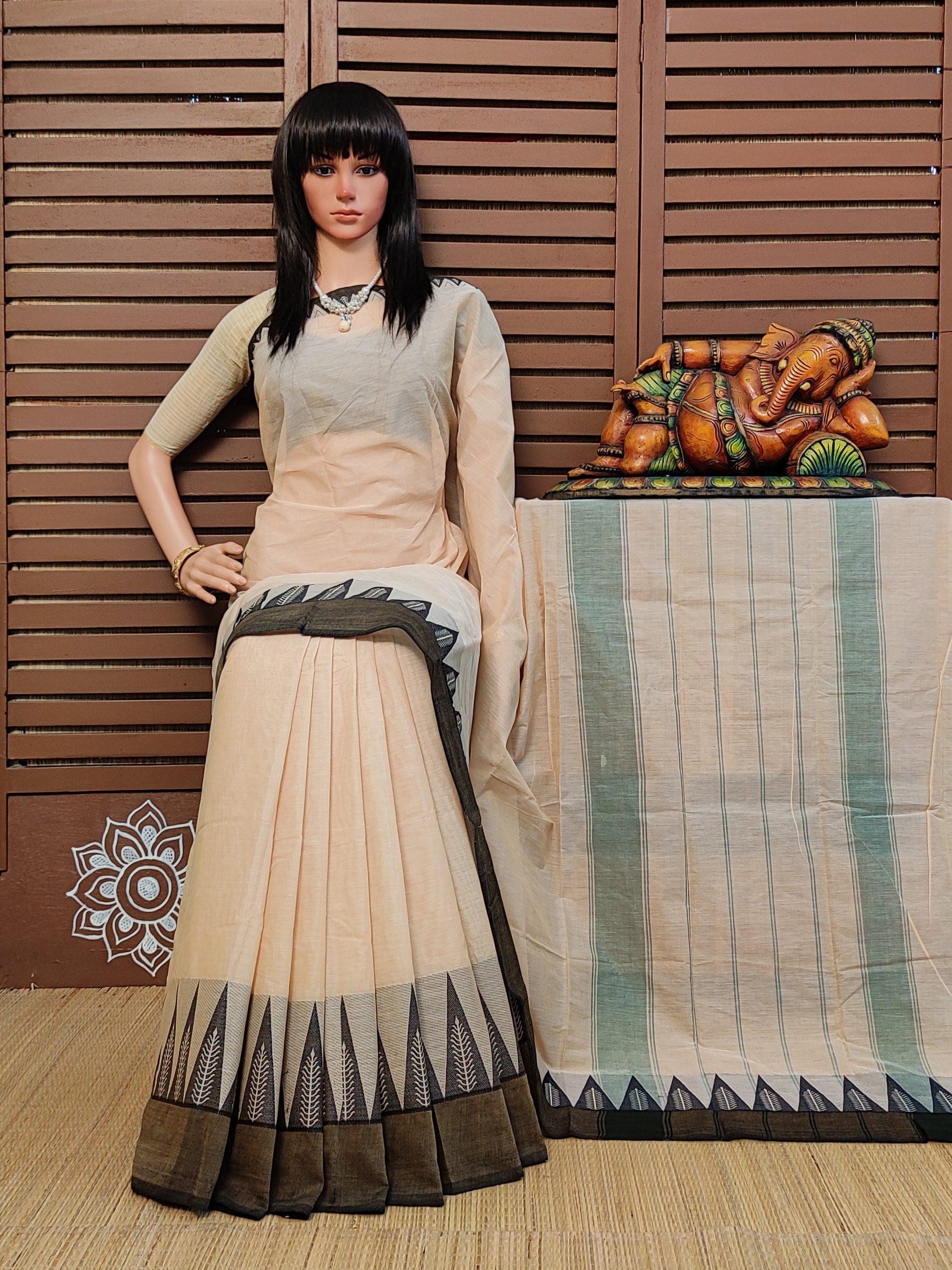 Omkari - South Cotton Saree