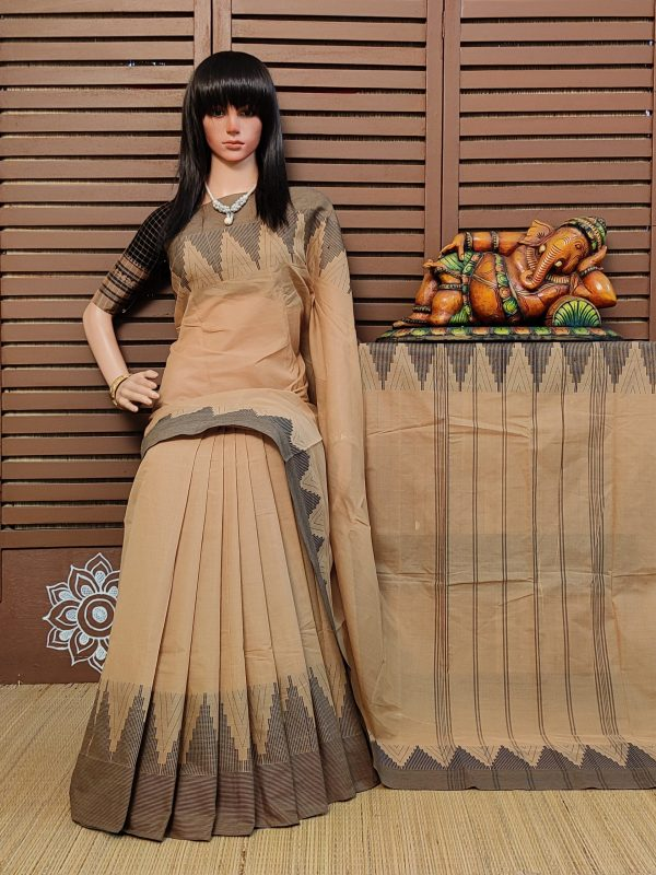 Rishabha - South Cotton Saree