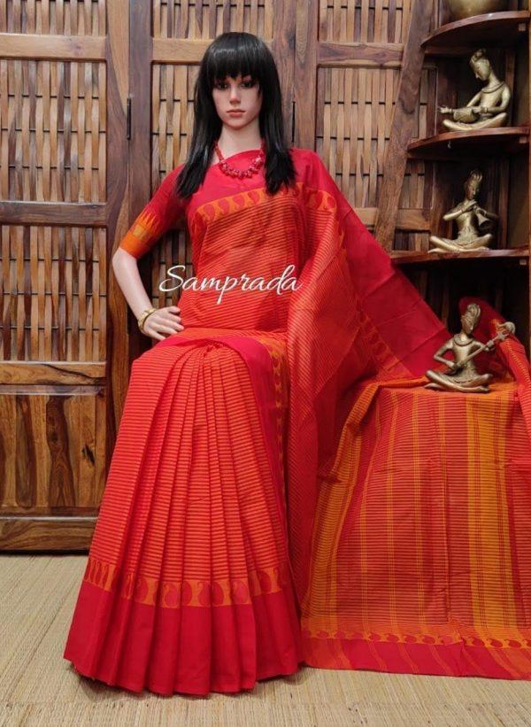 Rishika - South Cotton Saree