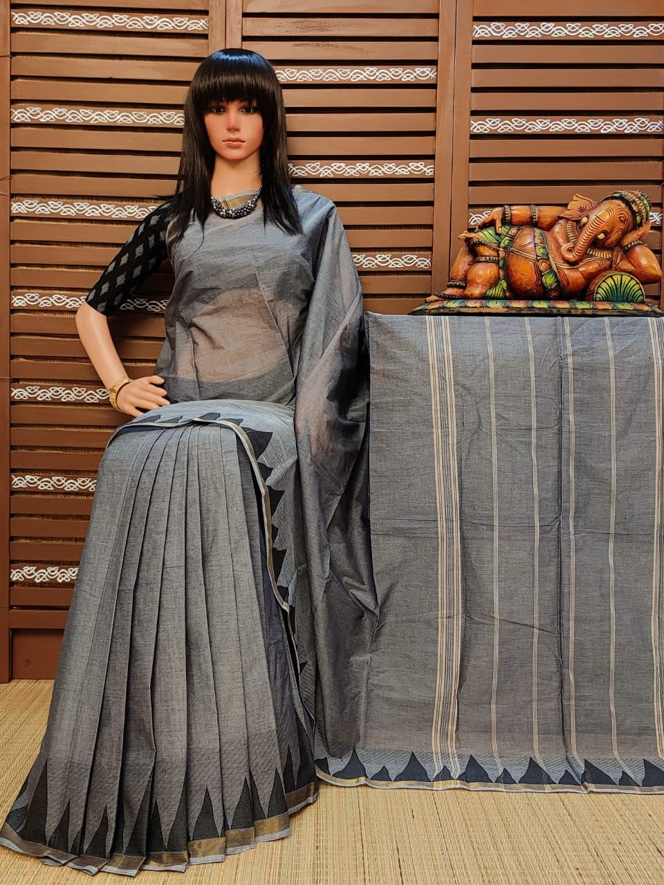Rishitha - South Cotton Saree