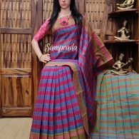 Rohana - South Cotton Saree