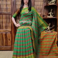 Rohati - South Cotton Saree