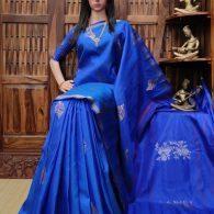 Roopeshwari - Venkatagiri Silk Saree