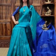 Rushati - Venkatagiri Silk Saree
