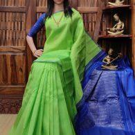 Sirisha - Venkatagiri Silk Saree