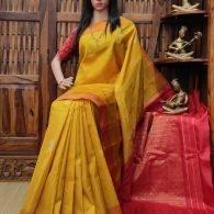 Smarathi - Venkatagiri Silk Saree