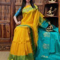 Smriti - Venkatagiri Silk Saree