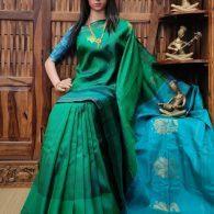 Smruthi - Venkatagiri Silk Saree