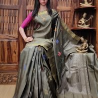 Snighda - Venkatagiri Silk Saree