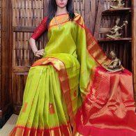 Soonari - Venkatagiri Silk Saree
