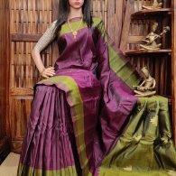 Sooryatanaya - Venkatagiri Silk Saree