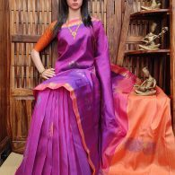 Soundhiya - Venkatagiri Silk Saree