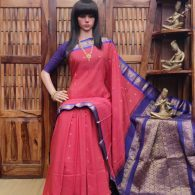 Banvitha - Kuppadam Cotton Saree