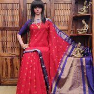 Bavishni - Kuppadam Cotton Saree