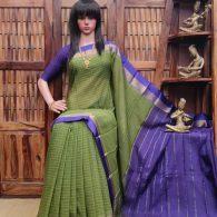Bhaama - Kuppadam Cotton Saree