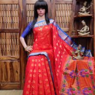 Aamara - Narayanpet Silk Saree