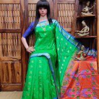 Aamaya - Narayanpet Silk Saree