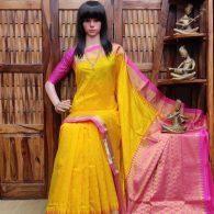 Aaratrika - Narayanpet Silk Saree