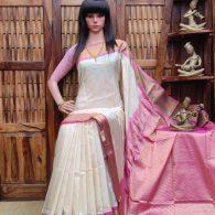 Aatmaja - Narayanpet Silk Saree
