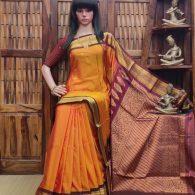 Aavara - Narayanpet Silk Saree