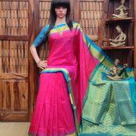 Aazmin - Narayanpet Silk Saree