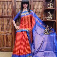 Abhaya - Narayanpet Silk Saree