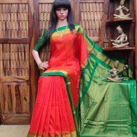 Ajeenkya - Narayanpet Silk Saree