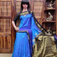 Aomidini - Narayanpet Silk Saree