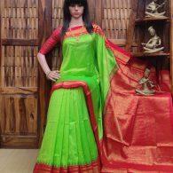 Avantika - Narayanpet Silk Saree