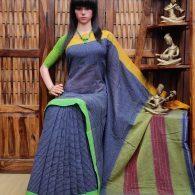 Bhrithi - Patteda Cotton Saree
