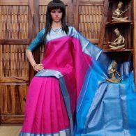 Anukanksha - Venkatagiri Silk Saree