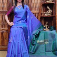 Anukta - Venkatagiri Silk Saree