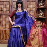 Anupriya - Venkatagiri Silk Saree