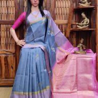 Anushna - Venkatagiri Silk Saree