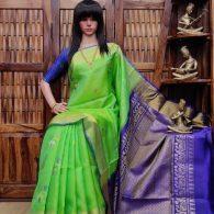 Anusree - Venkatagiri Silk Saree