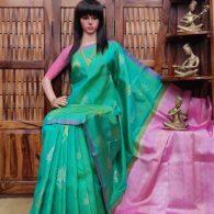 Ashalatha - Venkatagiri Silk Saree